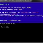 Fix Dosbox this Program Requires Microsoft Windows