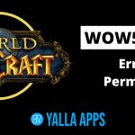 Fix The wow51900319 Error In World Of Warcraft?